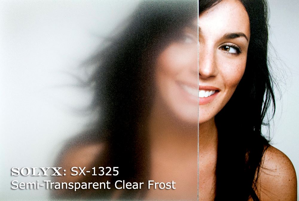 Solyx sx 1325 semi transparent clear frost sunrise energy solutions stopboris Image collections
