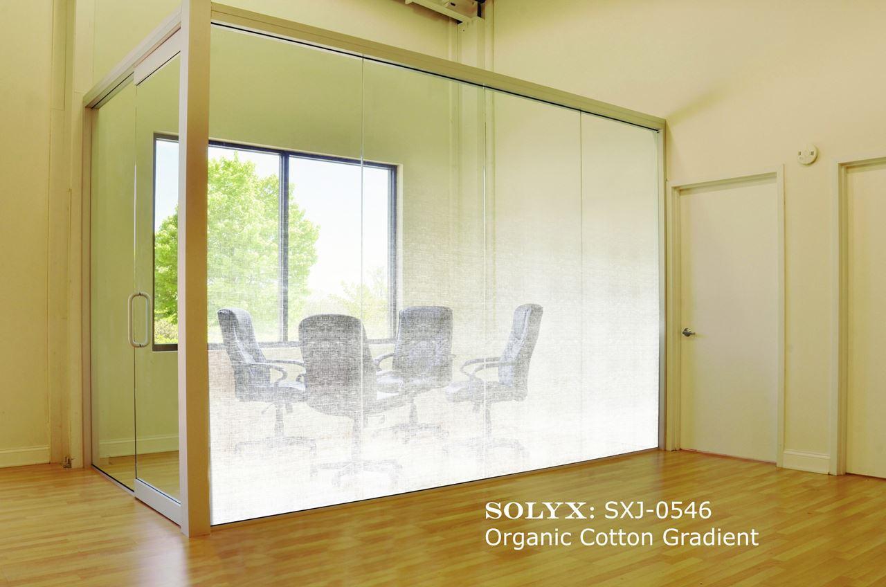 Solyx Sxj 0546 Organic Cotton Gradient Sunrise Energy
