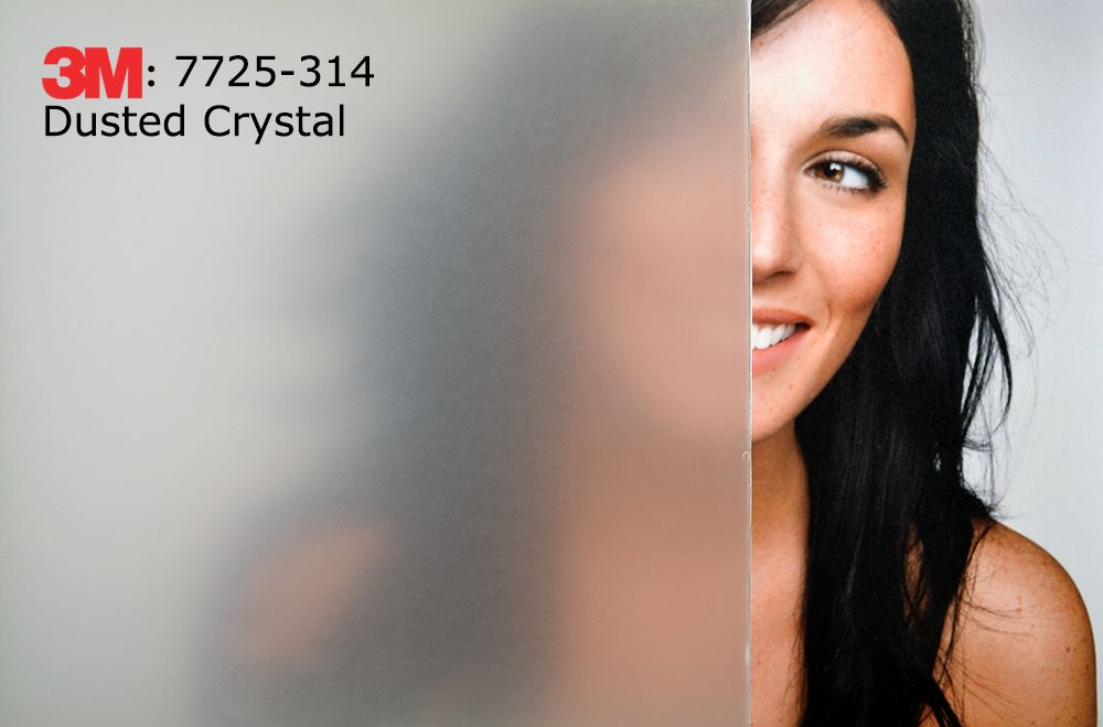 3m 7725 314 Dusted Crystal Sunrise Energy Solutions